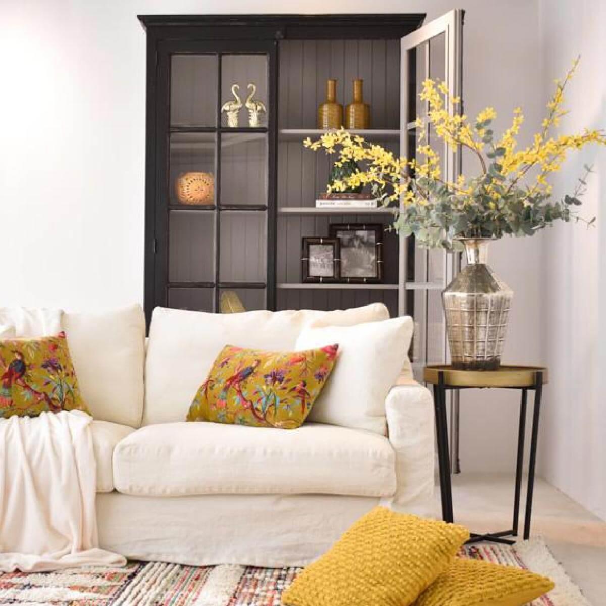 Audrey-2-Door-Showcase-with-Espagnolette-Lock-Cozy-Home-Dubai-uae