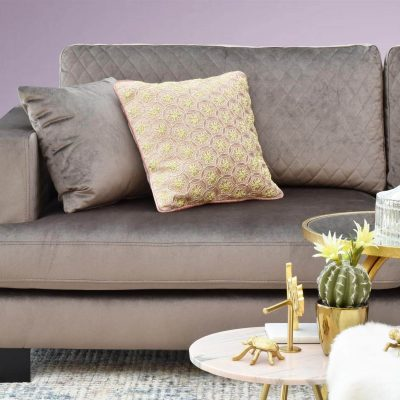Linda U-Shaped Sectional Lounger