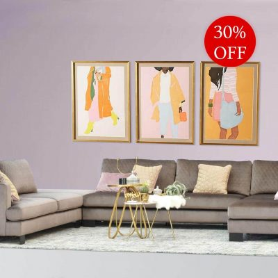 Tanner U-Shaped Sectional Lounger