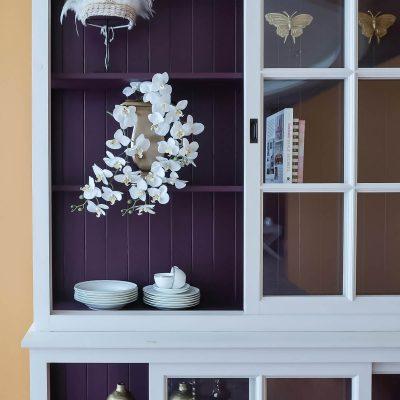 Veronika Vitrine Cabinet