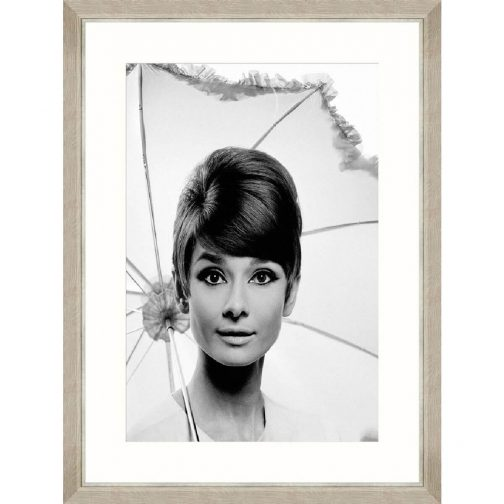 Audrey Hepburn Farmed Art