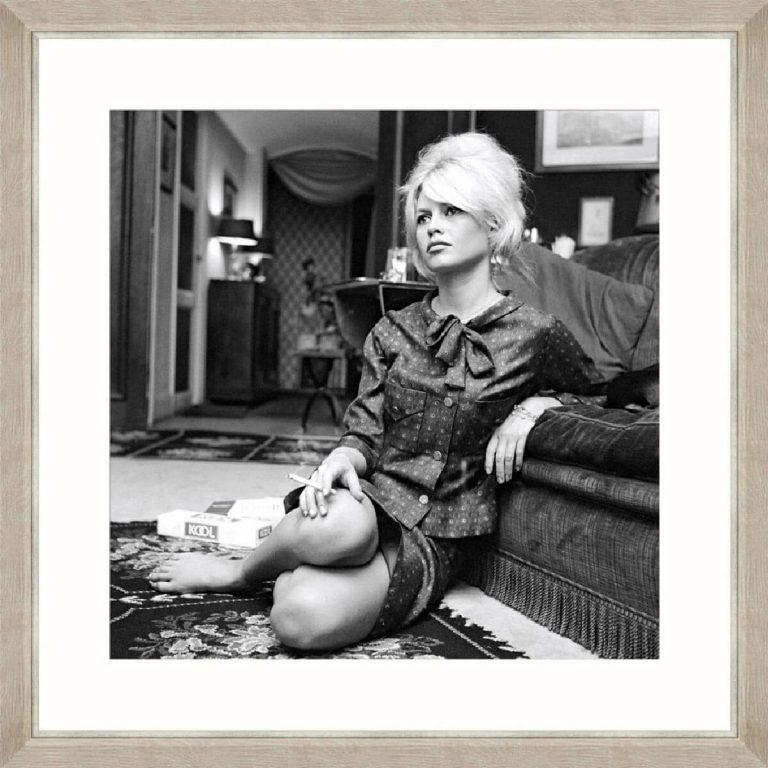 Brigitte Bardot Framed Art