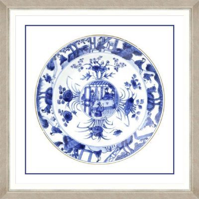 China Imperial 1 Framed Art