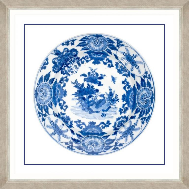 China Imperial 2 Framed Art