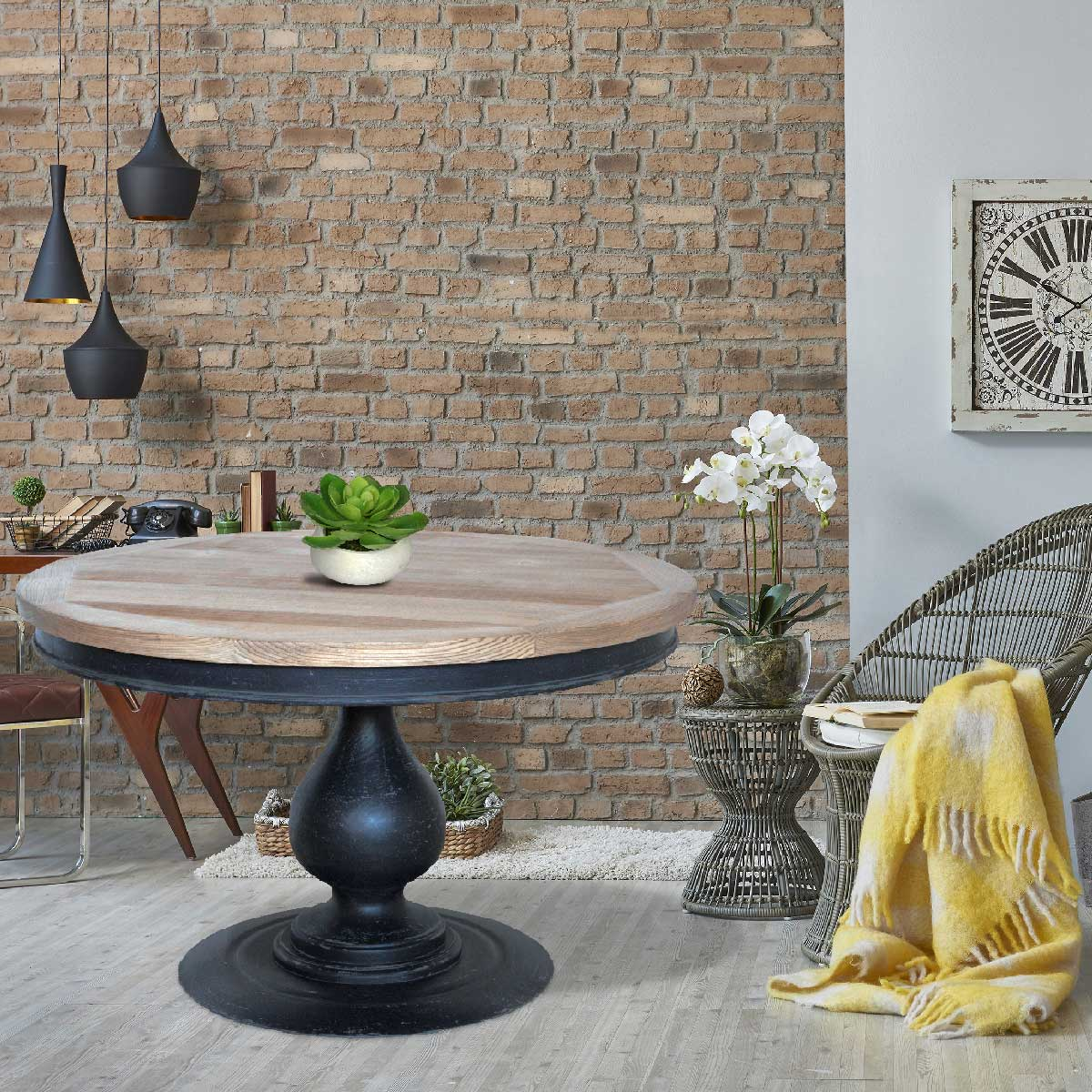 Cruz Dining Table Cozy Home Dubai