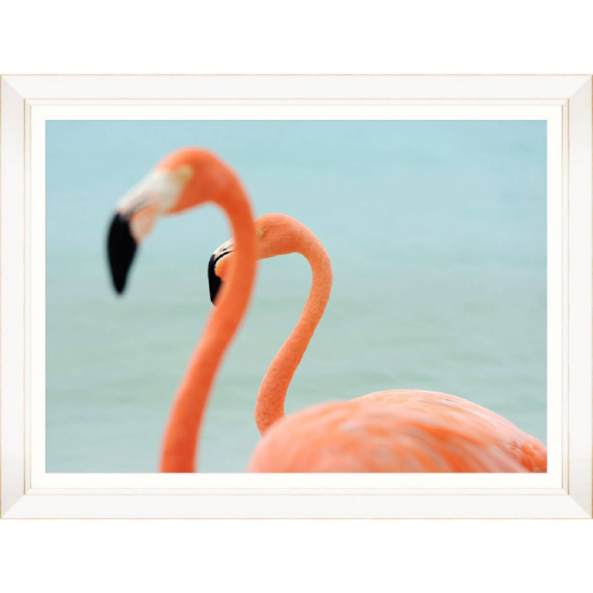 Flamingo-Couple-Framed-Art