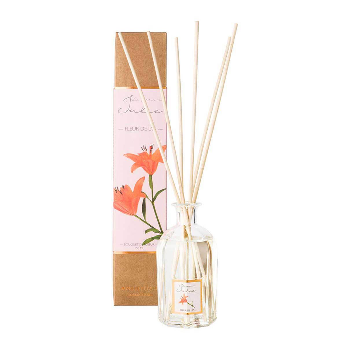 Julie-Bouquet-diffuser-Aroma-Fleur-De-Lys-150ml