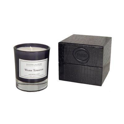 Modern Alchemy Warm Tobacco Candle