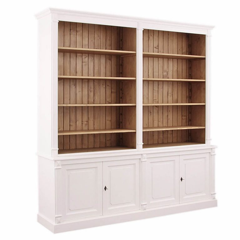 Pascale 4 Door Bookshelf