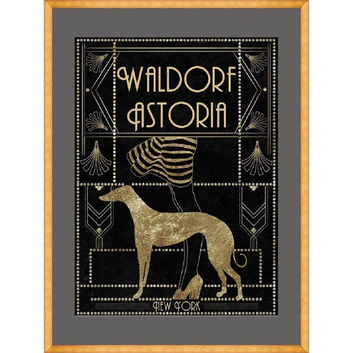 Waldorf-Astoria-Framed-Art