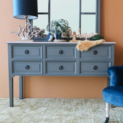 Greenwich Chest of 6 Drawers