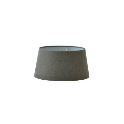 Grey Lampshade in 30 cm