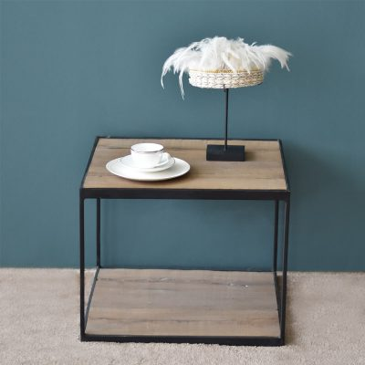 Lorient Oak Side Table
