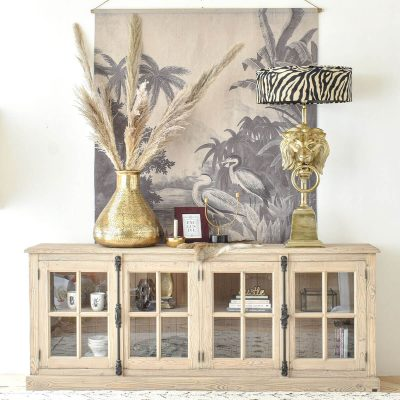 Artem 4 Door Big Sideboard