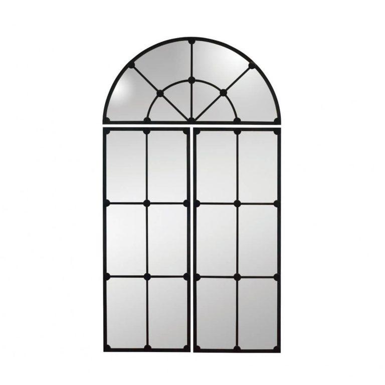 Conservatory Window Mirror, Tall