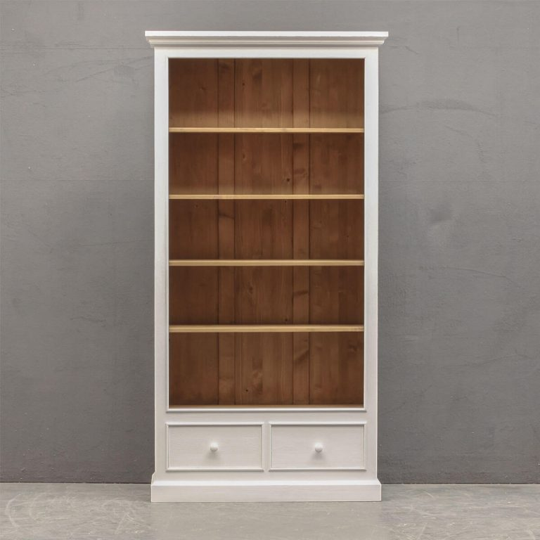 Vincent I Bookshelf