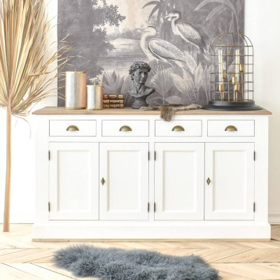 Brian 4 Door & 4 Drawer Sideboard