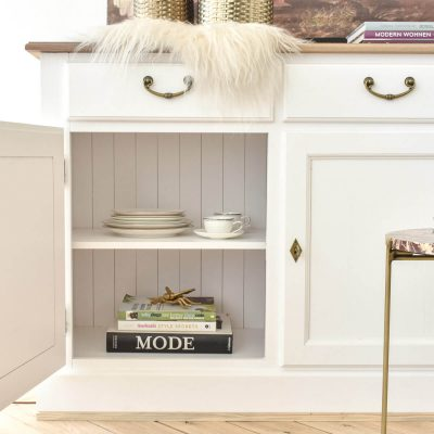 Harold 3 Door & 3 Drawer Sideboard