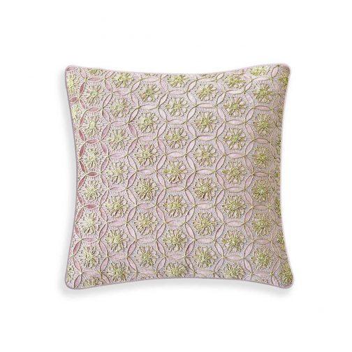 Glitter Cushion Pink