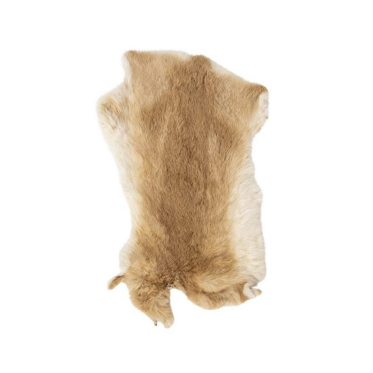 Natural Cognac Fur
