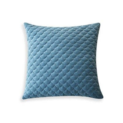 Shell Cushion Velvet