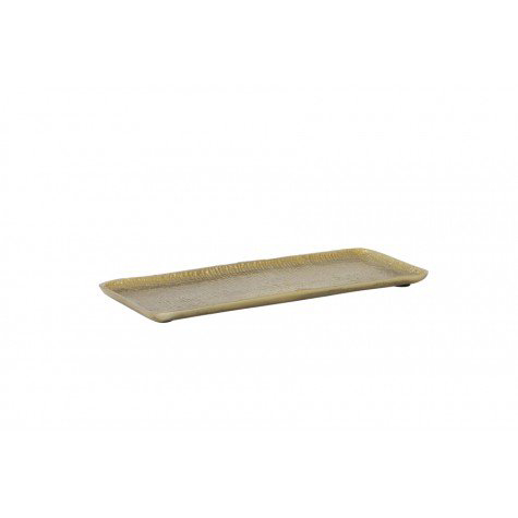 Antique Bronze Tray 32cm