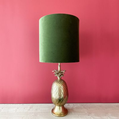 Gold Pineapple Table Lamp V