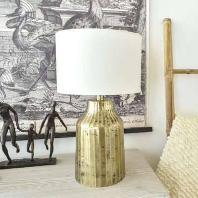Surya Table Lamp