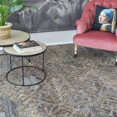 Asbel Castle Rock Rug – 190x290cm/300x400cm