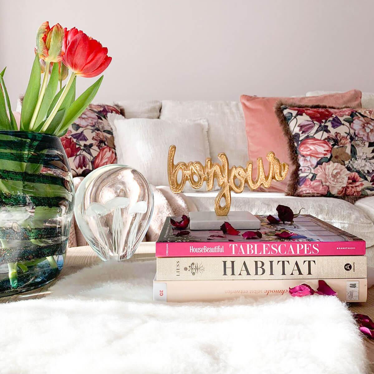 bonjour decor for home cozy home
