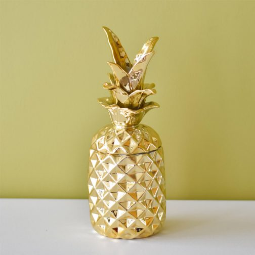 Gold Pineapple Gloss Large