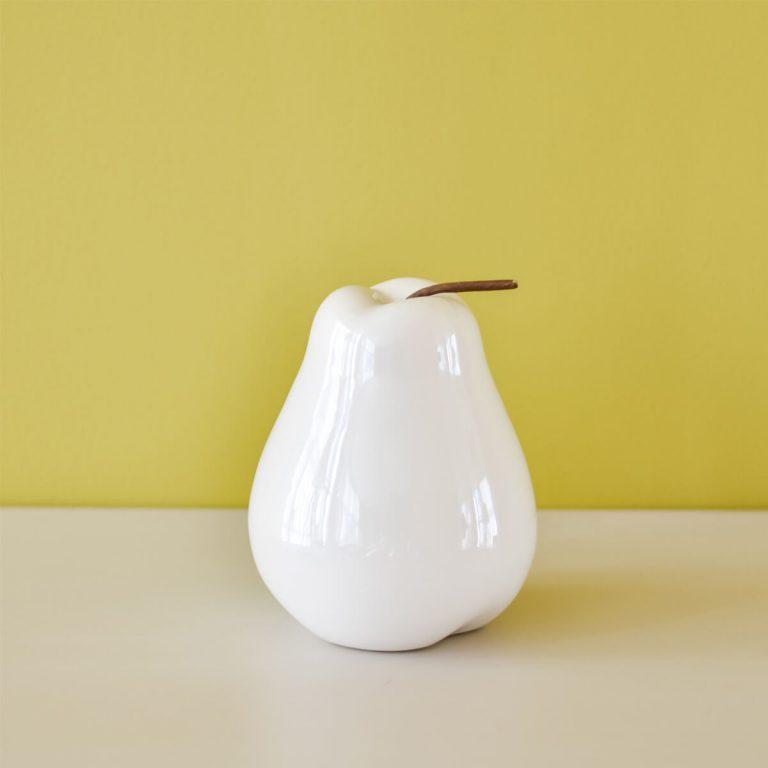 Pearl White Pear