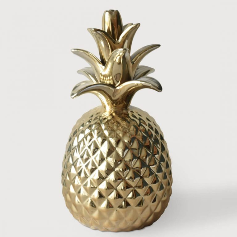 Gold Pineapple Small
