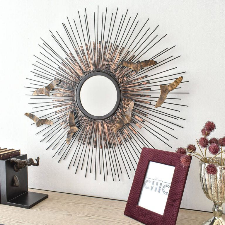 Spike Wall Mirror