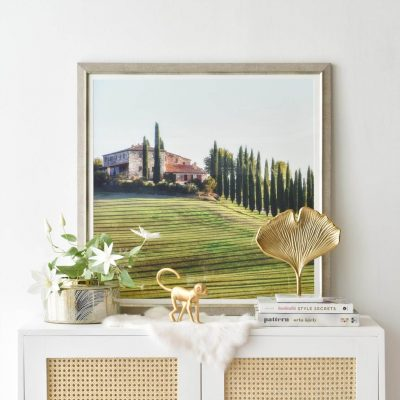 Tuscany Views 2 Framed Art