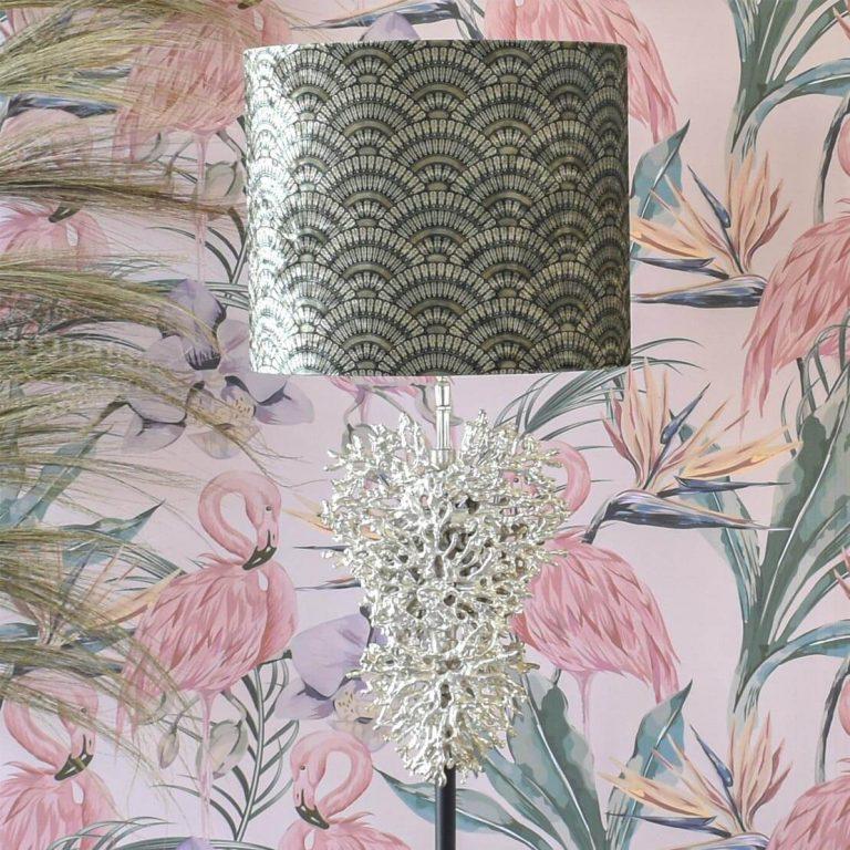 Floor Coral Lamp