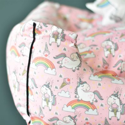 Unicorn Pet Bed – Pink