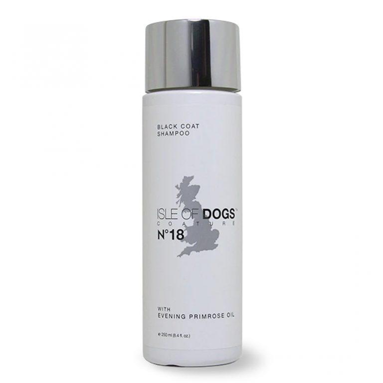 No. 18 Black Coat Evening Primrose Oil Shampoo