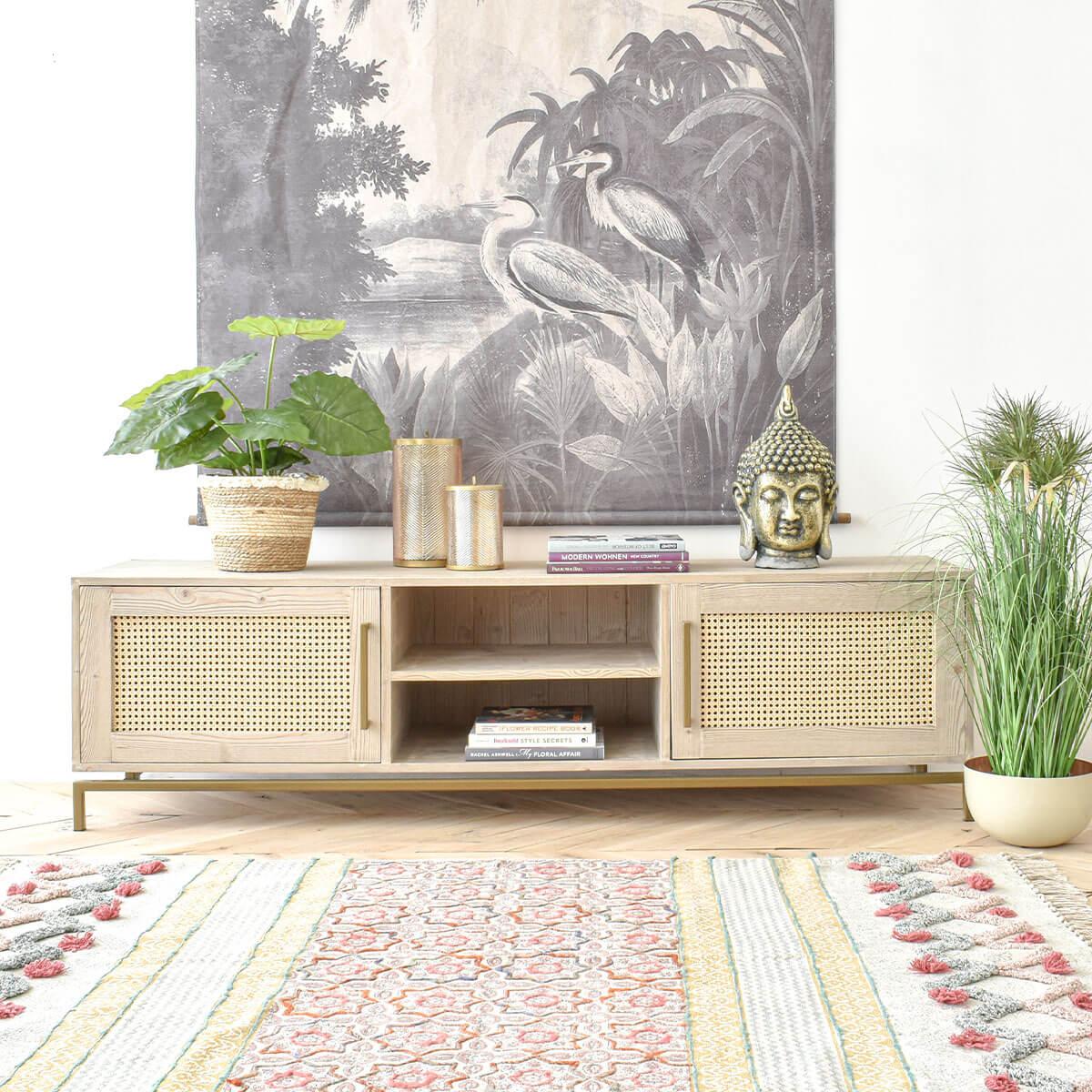 rattan-tv-table-cozy-home-dubai