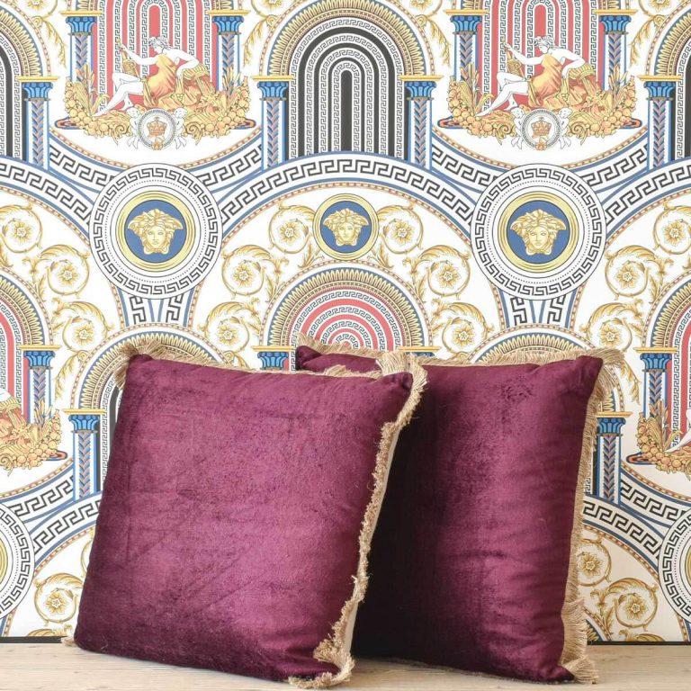 Gigi Fringes Cushion