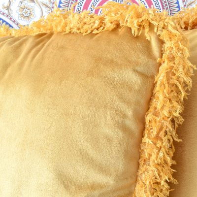 Miranda Fringes Cushion