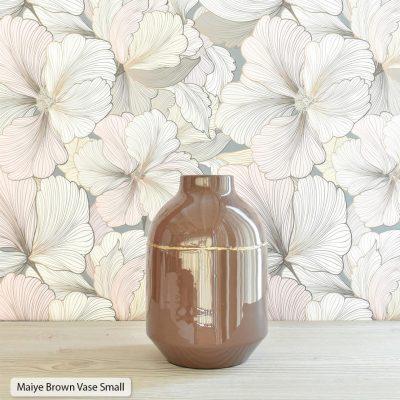 Maiye Enamel Vases