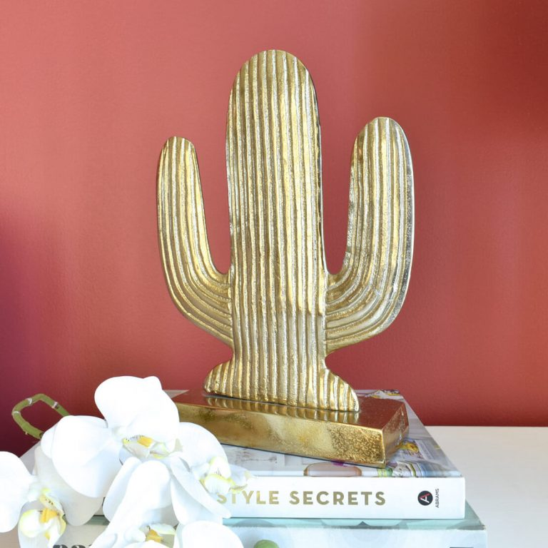 Stripe Bronze Cactus