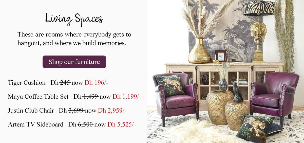 Enamels Cushions Home Decor in Dubai Abudhabi UAE
