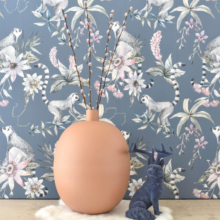 Bianca Matte Earth Vase