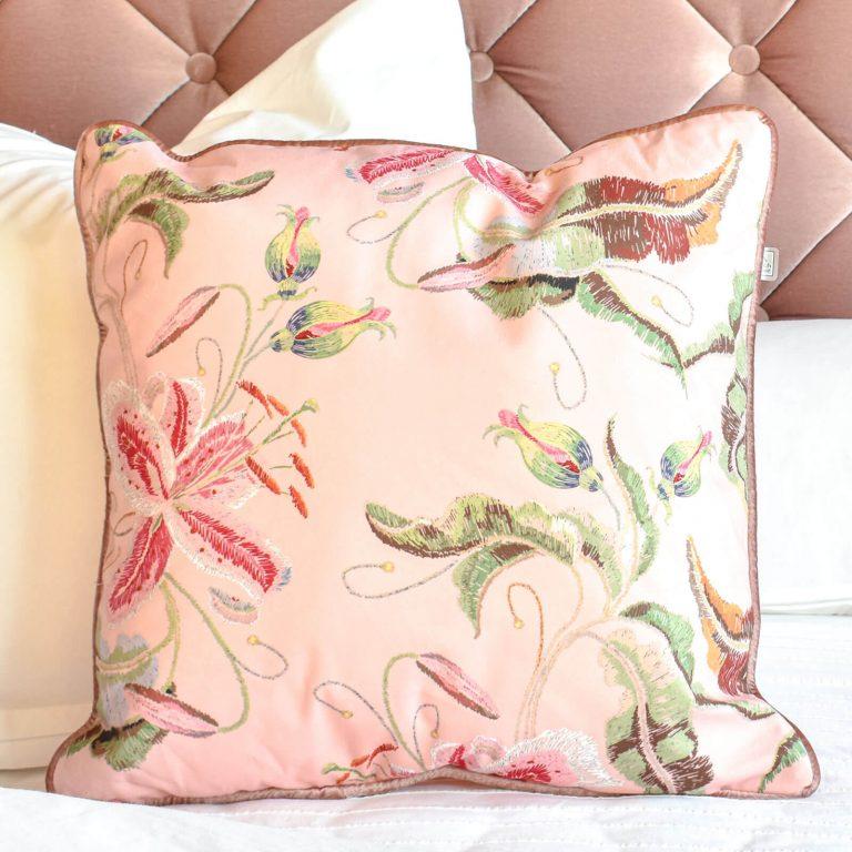 Pastel Garden Cushion