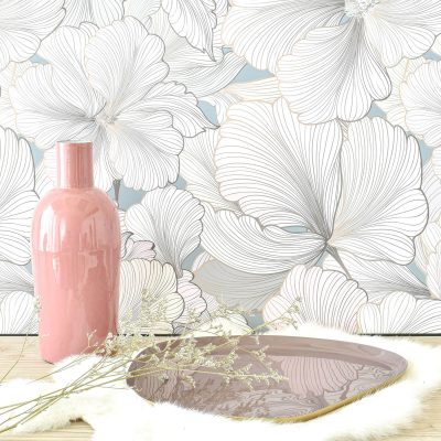 Light Pink Enamel Tray