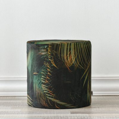 Tropical Pouf