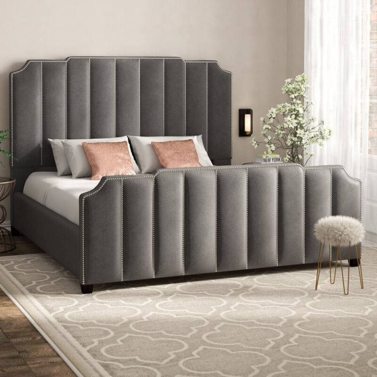 Alabama Upholstered Bed
