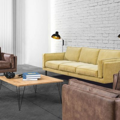 Maison 3 Seater Urban Sofa